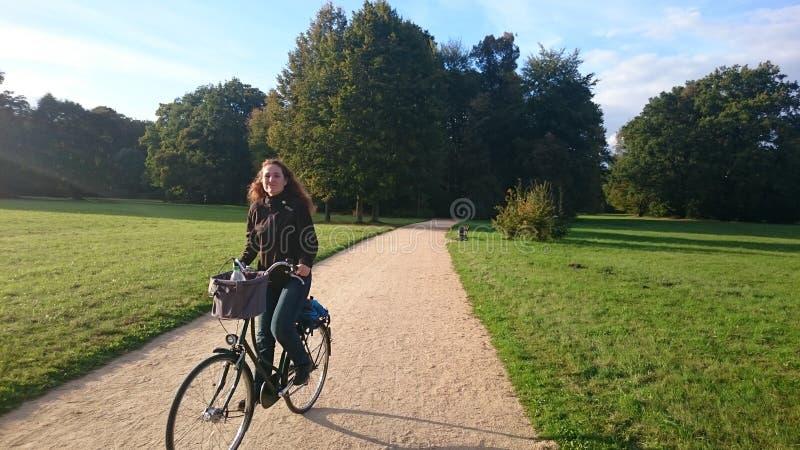 Cyklist fotografia stock libera da diritti