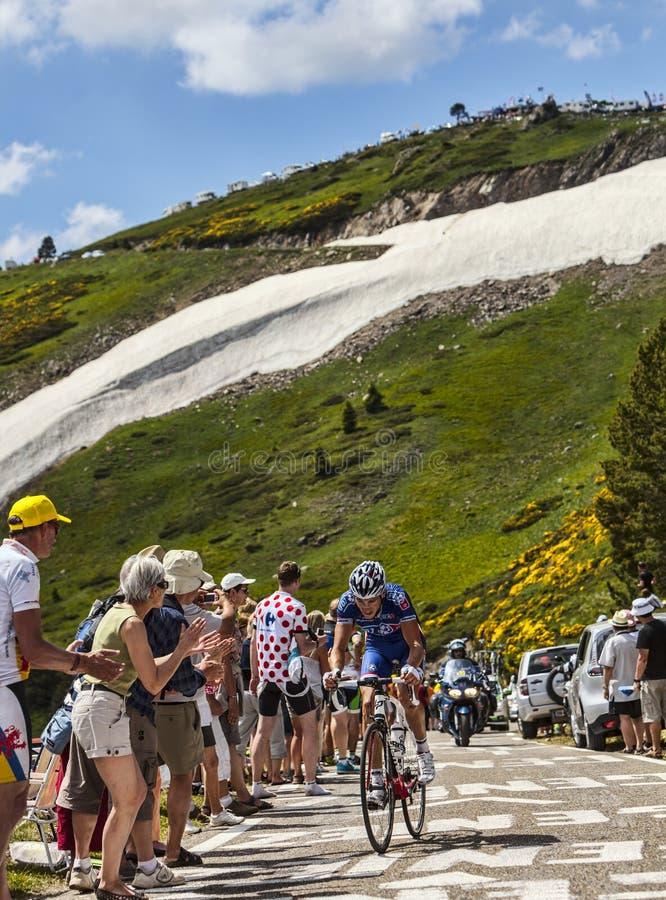 Download Cyklista Arnold Jeannesson Obraz Editorial - Obraz: 33005995