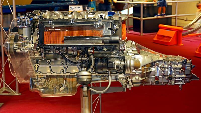 Download 6 cylinder diesel engine stock image. Image of manufacturing - 41353139