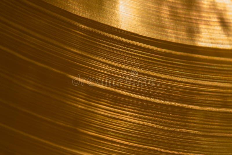cymbal royaltyfri fotografi