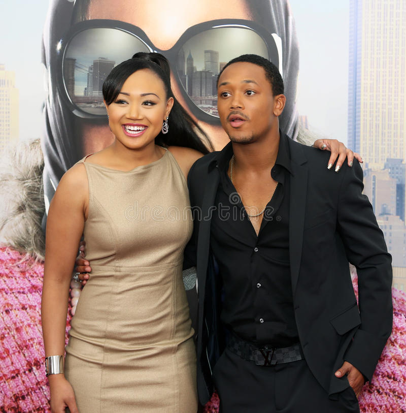 Download Cymphonique Miller And Romeo Miller Editorial Photography - Image: 25451537