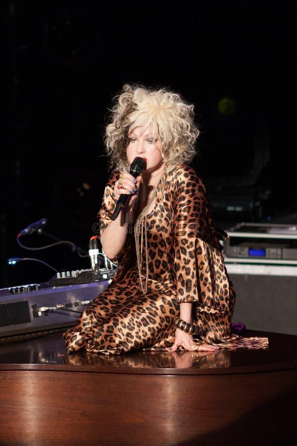Download Cyndi Lauper Live Performance Editorial Photo - Image: 25383091
