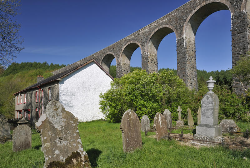Download Cynghordy Viaduct stock image. Image of holy, carmarthenshire - 33593037