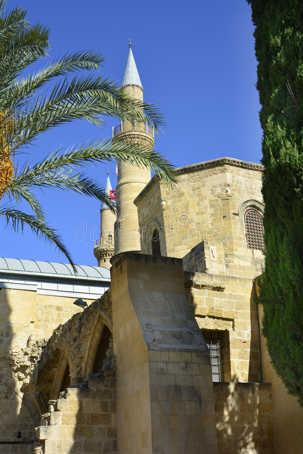 Cypern Nicosia arkivbilder