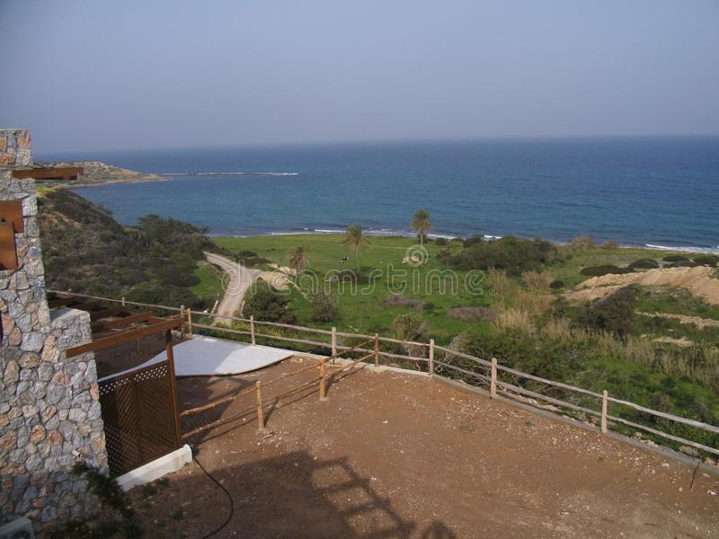 Cypr fotografia stock