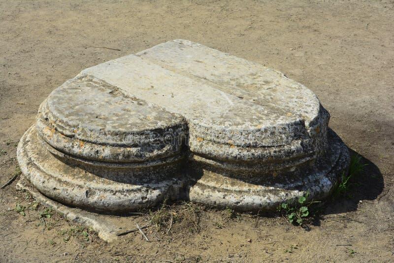 Cypr, antyczni salami zdjęcia stock