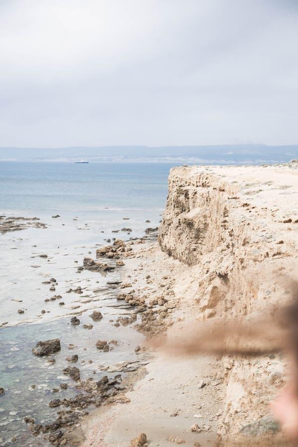 Cypr podróży natura widzii niebo obraz stock