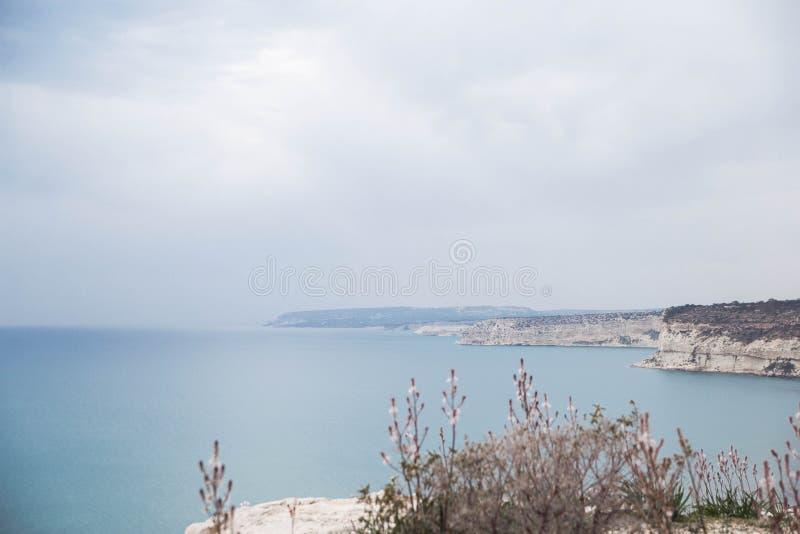 Cypr podróży natura widzii niebo obraz royalty free