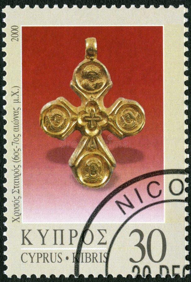 CYPR - 2000: przedstawienie Różnorodni kawałki biżuteria, serii biżuteria zdjęcia stock