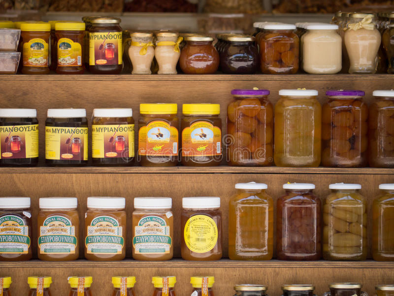 Download Cypriot jars editorial stock photo. Image of cypriot - 25756733