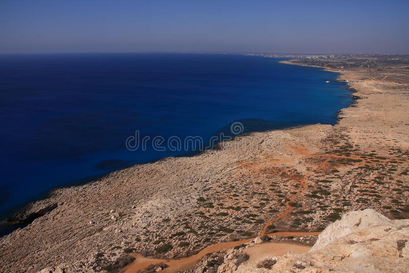 cyprus royaltyfria foton