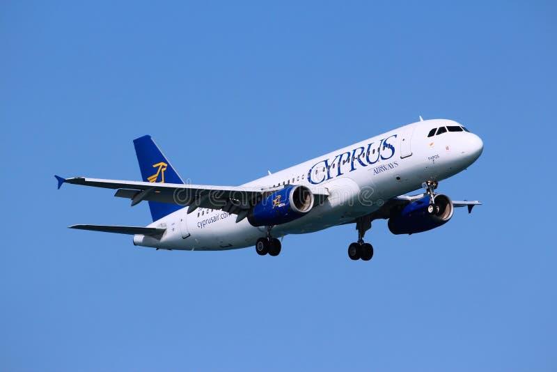 Cyprus Airways image libre de droits