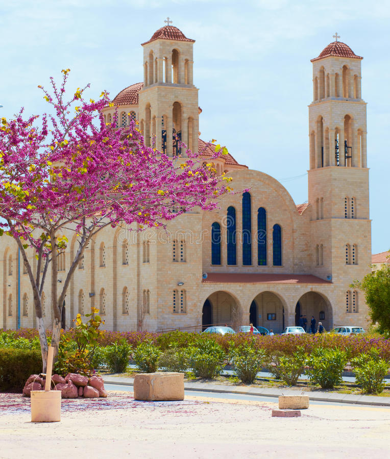 Free Cyprus In The Spring Stock Photo - 24455610
