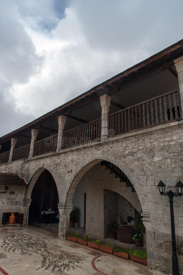 Cyprus Orthodox Monastery