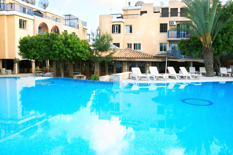 Cyprus resort stock photos