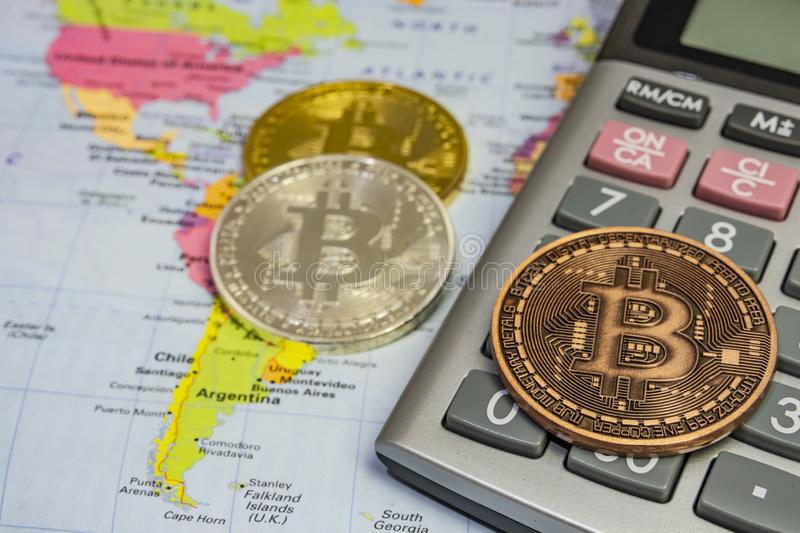 Cyripto money mining.Bitcoin is a digital asset designed to work in peer-to-peer transactions as a currency. physical bi. Cyripto money mining.Bitcoin is a royalty free stock image