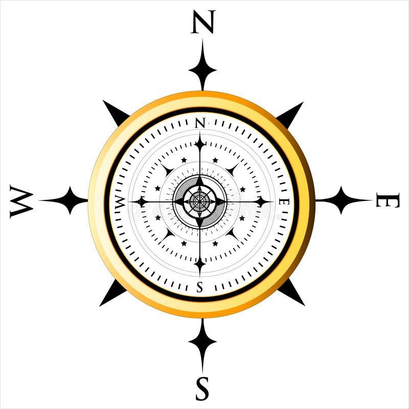 cyrklowa tarczy ilustracji