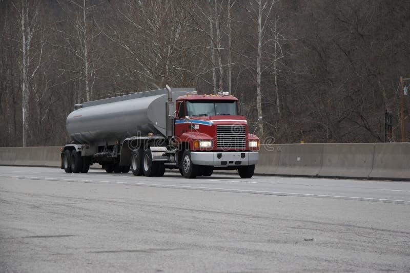 cysterna gazu paliwa zdjęcie stock