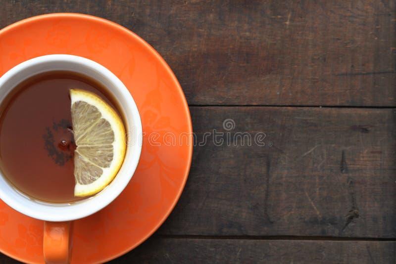 Download Cytryny herbata obraz stock. Obraz złożonej z kopiasty - 13329225