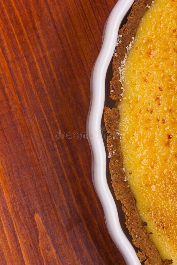 Cytryny tarta z wapnem zdjęcia royalty free