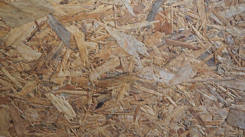 Cząsteczki deski panelu drewniany tło robić drewniani układy scaleni Deska robić drewniani układy scaleni fotografia royalty free