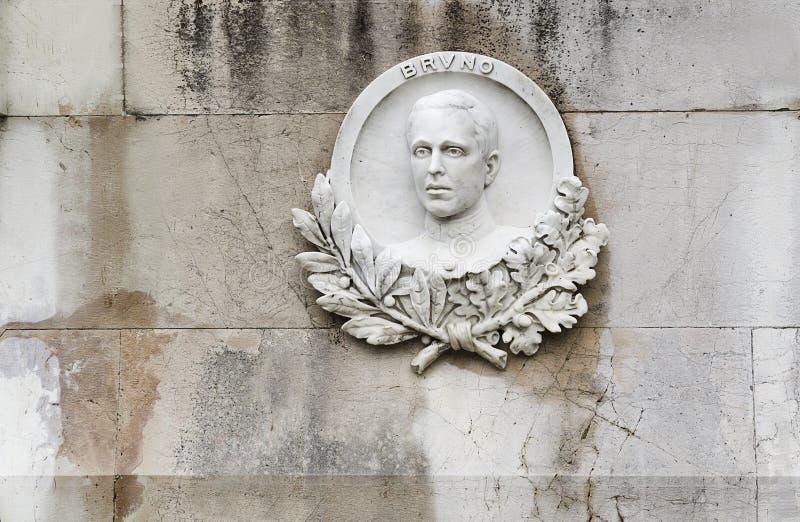 Część architraw z fryzem obraz royalty free