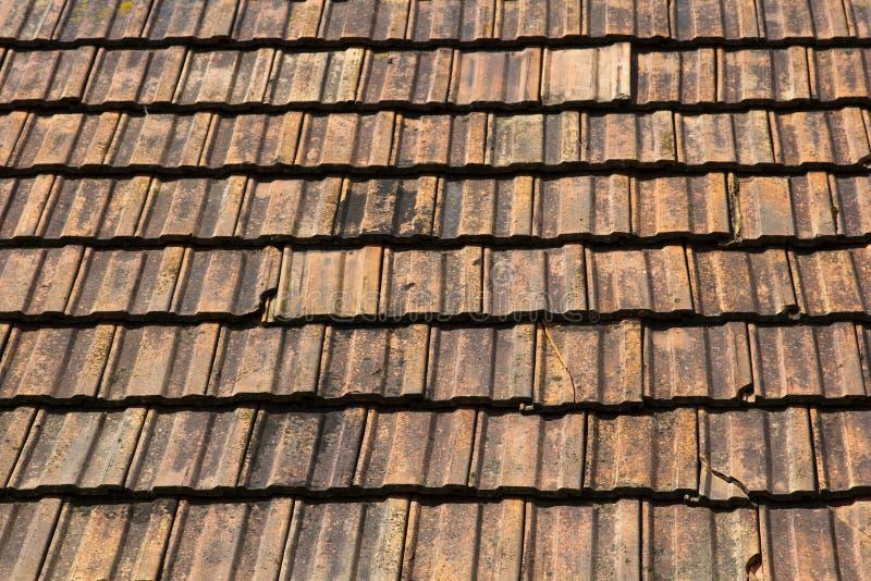Część dach obraz stock