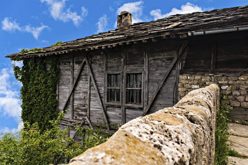 Część Glozhene monaster w Teteven Bałkańskim zdjęcie stock