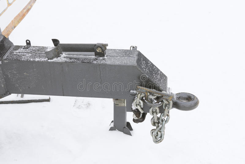 Część przyrząd dla przyczepy połączenia dla karawan obrazy stock