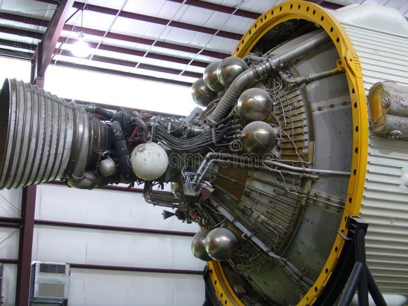 części silnika wahadłowiec przestrzeni obrazy stock
