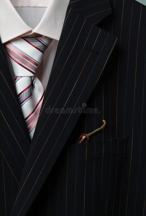 człowiek jest garnitur zdjęcia stock