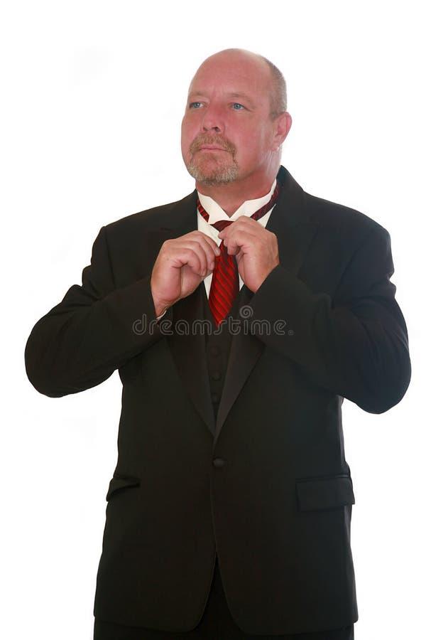 człowiek smokingu zdjęcia stock