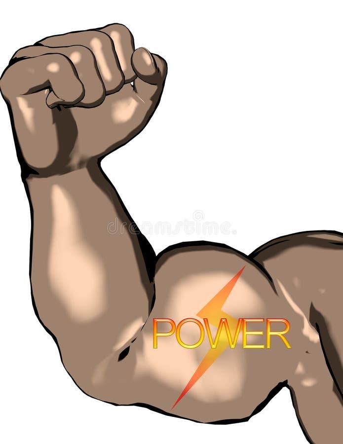 człowiek władzy ilustracji