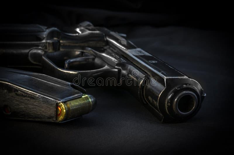 CZ 83 9mm枪 免版税库存图片