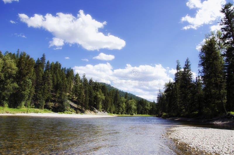 Czajnik rzeka 2 zdjęcia stock