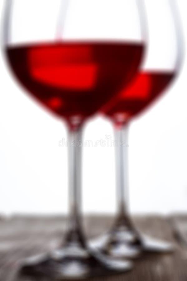 czara czerwone wino obrazy stock
