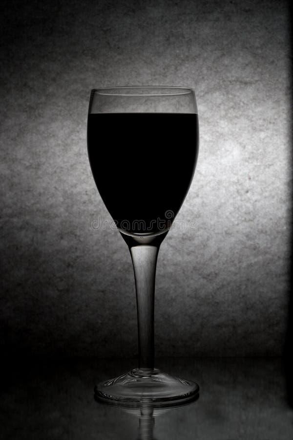 czara wytwórnia win obraz stock