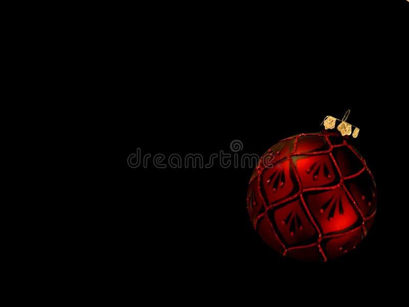czarna święta ornamentu czerwony fotografia royalty free