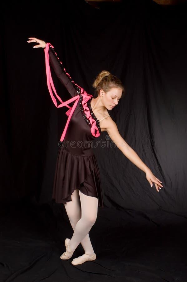 czarna baletnice zdjęcia royalty free