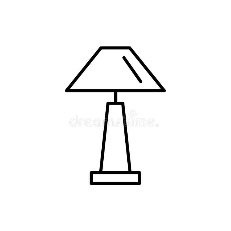 Czarna & biała wektorowa ilustracja rzemieślnik misji stołu zwianie ilustracji