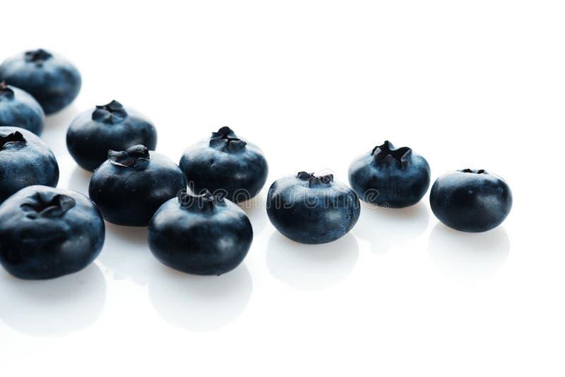 Czarna jagoda świeże owoce obrazy royalty free