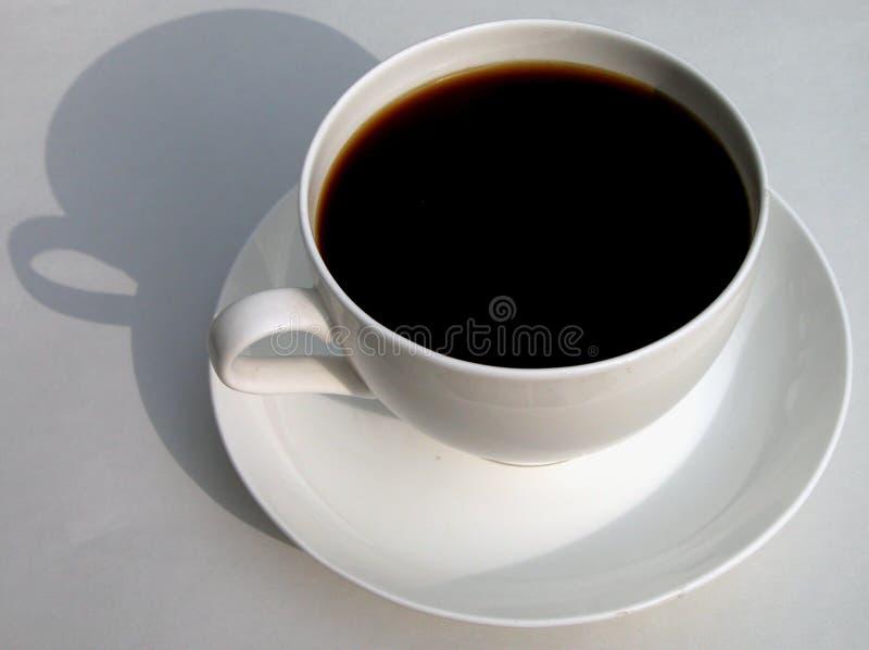 Download Czarna kawa zdjęcie stock. Obraz złożonej z filiżanka, glassblower - 34850