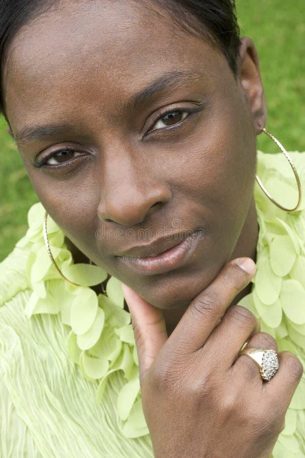czarna kobieta obrazy royalty free