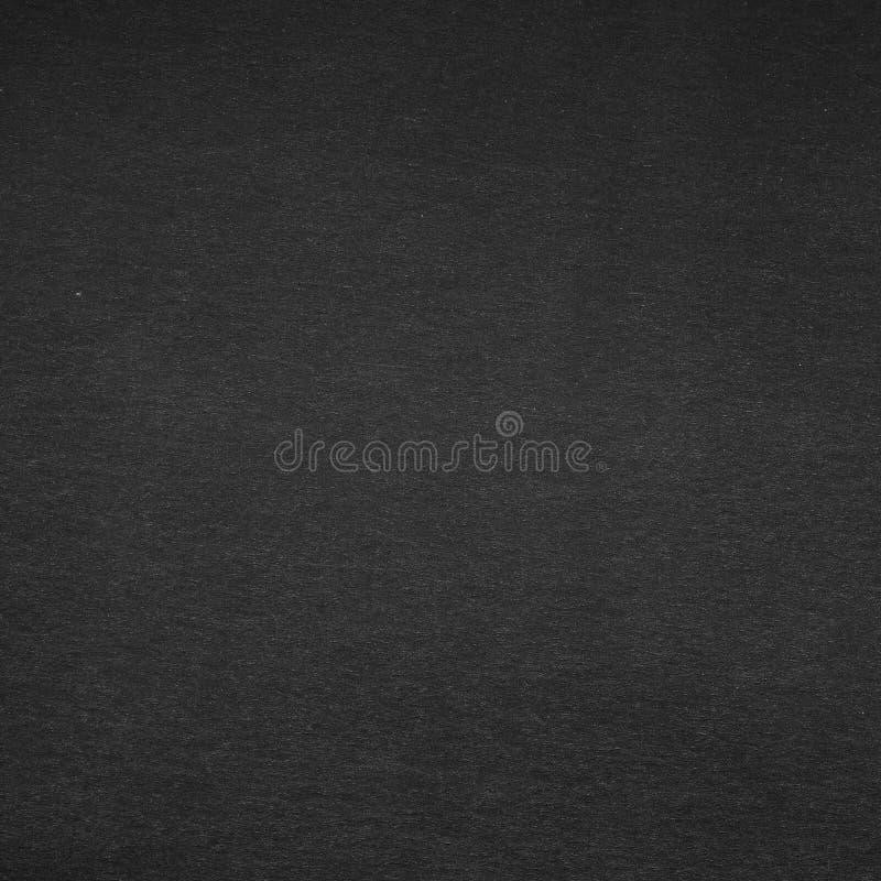 Czarna papierowa tekstura obrazy stock