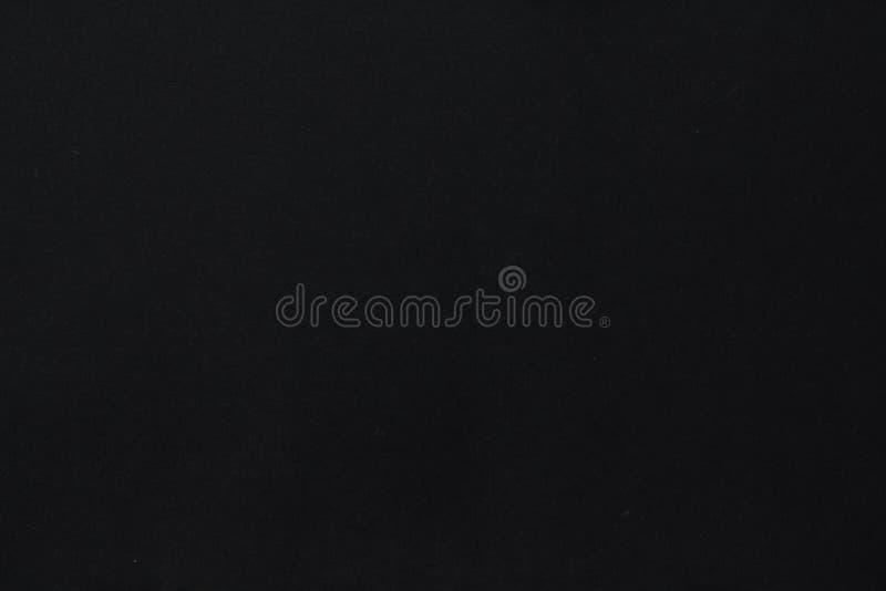 Czarna papierowa tekstura obraz stock