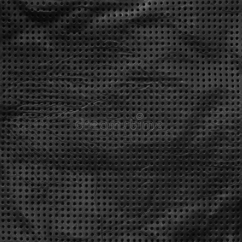Download Czarna skóra ilustracji. Ilustracja złożonej z blank - 28952326