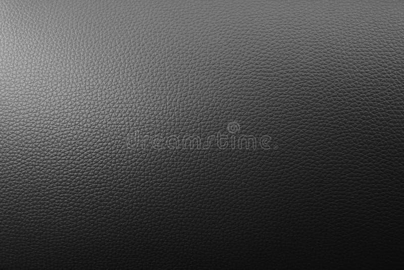 czarna skórzana konsystencja fotografia royalty free