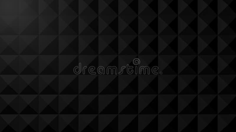 Czarna tło architektura zdjęcie stock