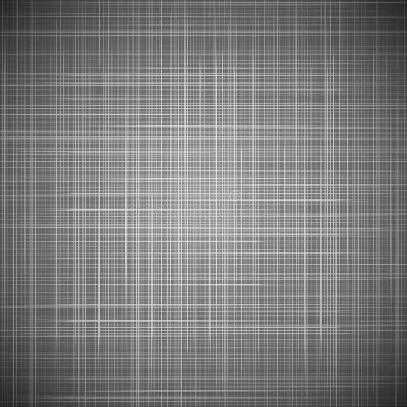Czarna tkaniny tekstura. Wektorowa ilustracja ilustracji