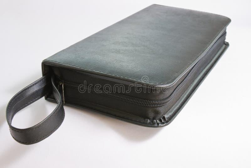 Download Czarna torba zdjęcie stock. Obraz złożonej z biały, tło - 28966186